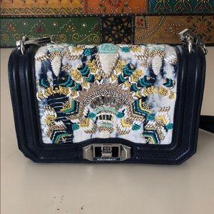Rebecca Minkoff beaded shoulder bag—used once